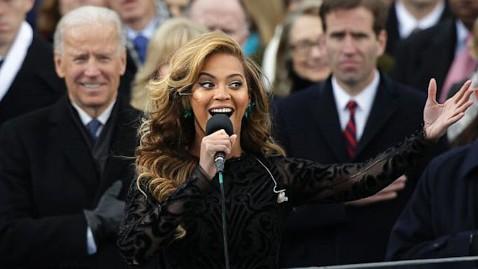 Beyonce, lip-synch