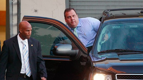 ap chris christie jp 120628 wblog Veep Beat: No VP Offer Yet for Christie