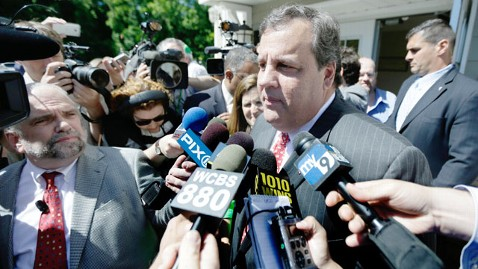 ap chris christie nt 130604 wblog Christie Likely to Announce Dates of Special Election