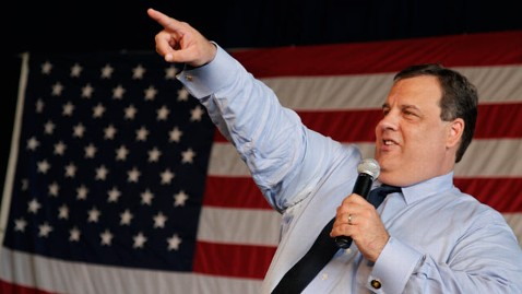 ap chris christie wy 120521 wblog Romney Didnt Ask Christie to Join Ticket...Yet