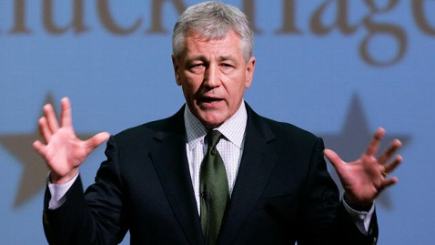 ap chuck hagel 2 wy 130107 wblog Whats Behind The Hagel Hold Up? (The Note)