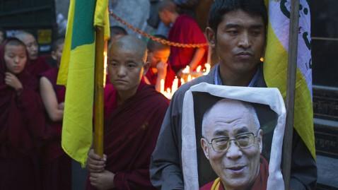ap dalai lama lt 120513 wblog Dalai Lama Reveals Fears of Assassination Attempt: Report