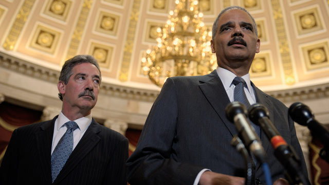 ap eric holder kb 120619 wmain Issa, House Charge Forward with Contempt Citation for Attorney General Eric Holder