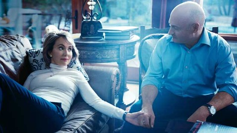 ap gabby giffords mark kelly thg 130214 wblog Giffords and Kelly Have Mystical Connection in Vogue Shoot