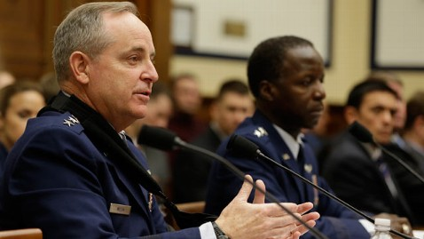 ap gen mark welsh air force misconduct lpl 130123 wblog Air Force Chief Calls Sex Misconduct a Cancer