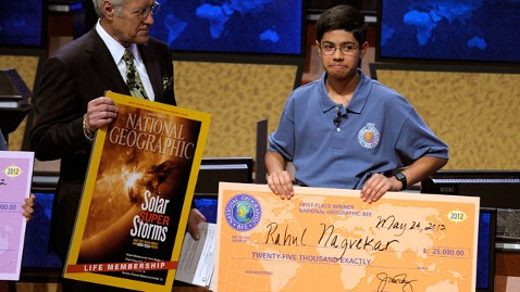 ap geography bee rahul nagvekar dm 120524 wblog Texas Teen Wins National Geographic Bee
