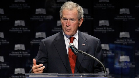 ap george w bush ll 120410 wblog Bush Tax Cuts: George W. Wishes They Didnt Bear His Name