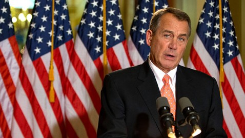 ap john boehner fiscal cliff nt 121231 wblog House Speaker Boehner Says Its Time to Act on Federal Deficit