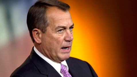 ap john boehner ll 111222 wblog Boehner Says Trayvon Martins Death a Tragedy; Teens Parents Head for Capitol Hill