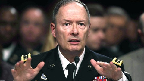 ap keith b alexander dm 130617 wblog This Week Sunday Exclusive: NSA Director Gen. Keith Alexander