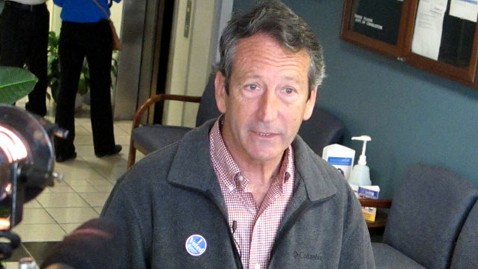 Mr. Sanford's Wild Ride: House Race Today
