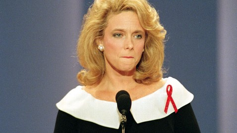 ap mary fisher 1992 kb 120625 wblog Mary Fisher, Who Helped Change AIDS Stereotype, Is Still Fighting