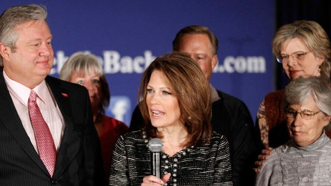 ap michele bachmann campaign wy 120104 wblog Michele Bachmann Drops Out of Presidential Race