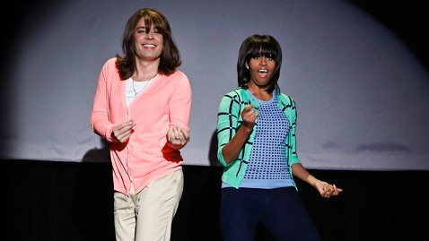 ap michelle obama jimmy fallon jt 130223 wblog 50 Ways to Celebrate Michelle Obamas Birthday