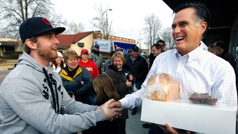 Mitt, Meet Expectations In Iowa (The Note)