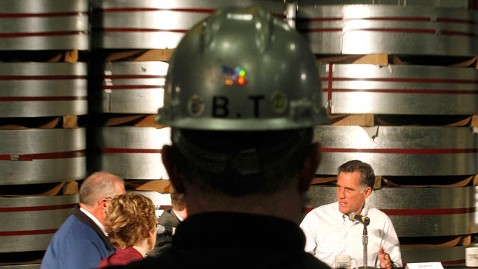 ap mitt romney dm 120216 wblog Mitt Romney Says Private Sector Experience Trumps Lobby Work