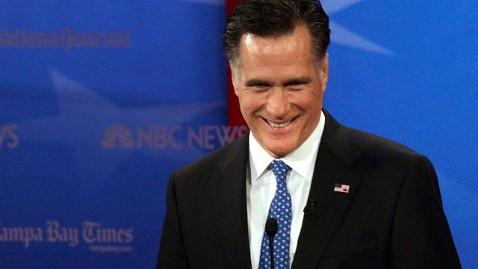 ap mitt romney jef 120123 wblog GOP Debate Takeaways: Mitt Romney On Offense, Newt Gingrich Goes Zen, Paging Rick Santorum and Ron Paul