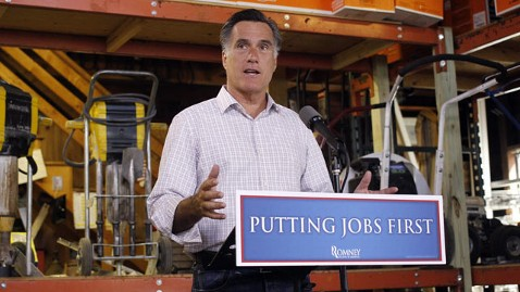 ap mitt romney jef 120706 wblog Romney Halts Vacation to Hold Presser on Kick In the Gut Jobs Numbers