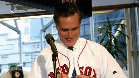 ap mitt romney red sox jp 120206 wblog Mitt Romney and the Curse of the Bambino