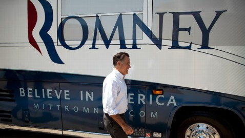 Can Mitt Romney Turn Obama's Blue States, Red? (The Note)