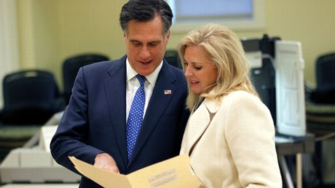 ap mitt romney votes nt 120306 wblog Romney Raises $11.5 Million in February