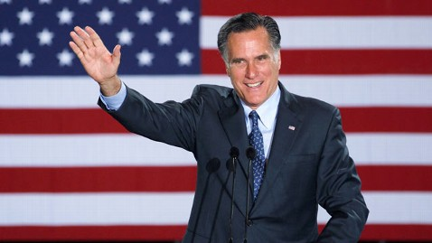 ap mitt romney wins wisconsin thg 120403 wblog Romney Solidifies GOP Position but Obama Gets Boost From Women
