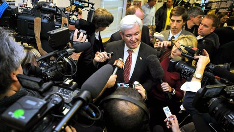 ap newt gingrich jp 111205 wblog Newt Gingrich: Finding the Frequency