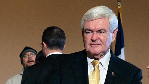 ap newt gingrich jp 111221 wblog Newt Gingrich, Rick Perry Fail to Qualify for Virginia Ballot