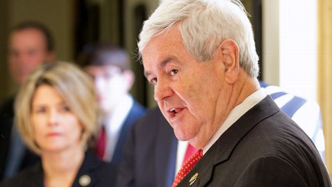 ap newt gingrich ll 120227 wblog Newt Gingrich: Obamas Goal Is $8 or $9 a Gallon Gas