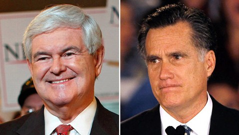 ap newt romney sc tk 120121 wblog Mitt Romney, Newt Gingrich Pressed on Puerto Rico Statehood in South Florida