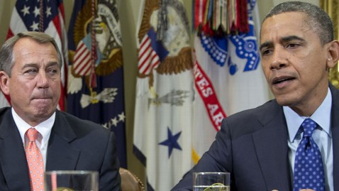 ap obama boehner lt 121124 wblog Fear and the Fiscal Cliff