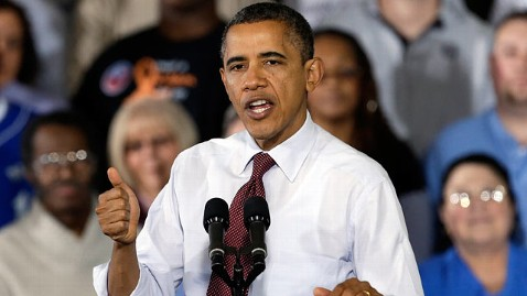 ap obama detroit tk 121010 wblog Obama Tops Boehner on Budget Talks, With Much Broader Core Support