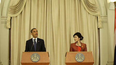 ap obama thailand lt 121118 wblog Obama:`We Are Fully Supportive of Israels Right to Defend Itself