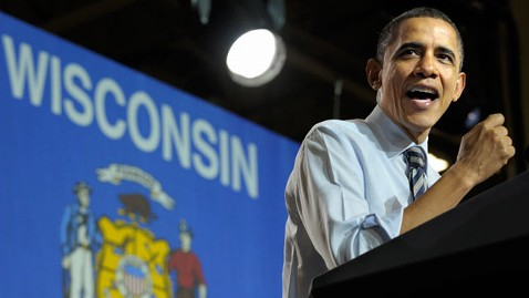 ap obama wisconsin dm 120216 wblog Obama Trip to Lock Factory Evokes Smelly High School Gym Memories