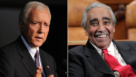 ap orrin hatch charlie rangel nt 120625 wblog Orrin Hatch and Charlie Rangel the Two Contests to Watch Today