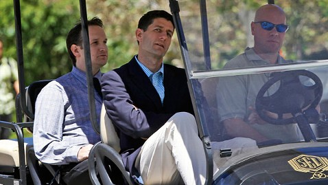 ap paul ryan jp 120625 wblog Veep Beat: Was Romneys VP at Weekend Donor Retreat?