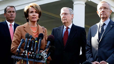 ap pelosi fiscal cliff mi 121116 wblog Sequester Fallout    The Risk For Republicans (The Note)