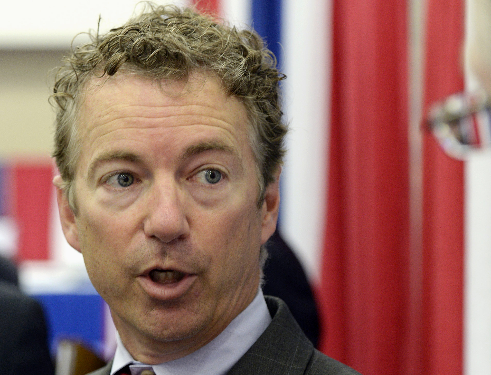 ap rand paul kb 130731 Sen. Rand Paul Steps Up Crusade Against Sexual Predator Bill Clinton