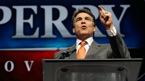ap rick perry jef 120709 wblog Gov. Perry Says Texas Wont Implement Portions of Obamacare