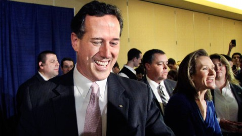 ap rick santorum dm 120314 wblog Santorum Ties Obama in Pennsylvania Match Up