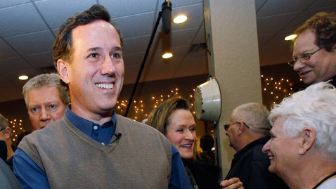 ap rick santorum jef 120103 wblog Santorum on Romney: We Cannot Put Up A Presidential Candidate Who Is Same as Obama on Health Care