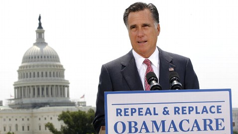 ap romney mr 120628 wblog Romney Calls for Obamacare Repeal as Bad Law