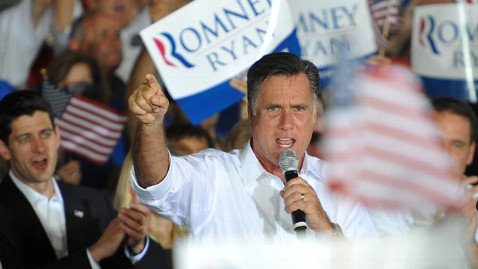ap romney ryan 120811 wblog Mitt Romneys Bold VP Choice Gets Comfortable on the Trail