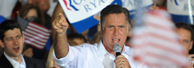 ap romney ryan 120811 xwide Romney Says His Campaign Spending a Little Wiser Than Obamas