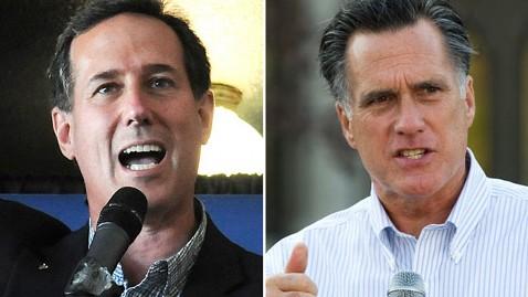 ap santorum romney tk 120320 wblog Santorums Last Stand or Romneys Time to Seal the Deal?