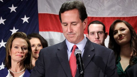 ap santorum suspends tk 120410 wblog Santorums Suspension: By the Numbers