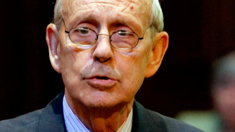 ap stephen breyer jef 120213 wblog Justice Breyer Is Robbed Again