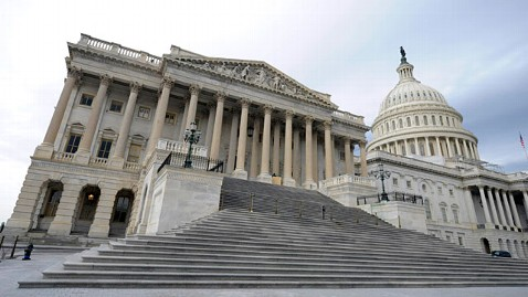 ap us capitol ll 111223 wblog Big Government Payrolls Get Smaller as Private Sector Grows
