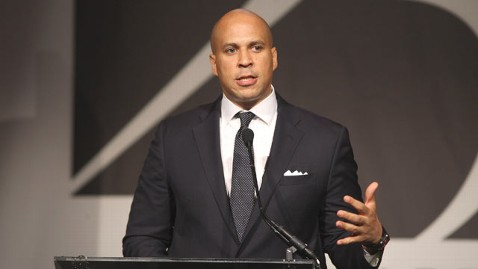 gthy Cory booker newark mayor thg 129521 wblog Cory Booker Walks Back Criticism of Obama Campaign Bain Attacks