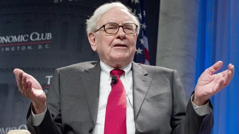 gty Warren buffett economic meeting thg 120606 wblog Warren Buffett Is No Card Carrying Democrat